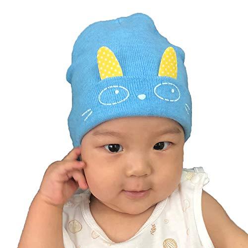 0f6681b7fc2 Chapeau Enfant ADESHOP Mode Enfant GarçOn Fille Chapeaux en Tricot  Confortables Chic Mignon Yeux Oreilles De