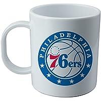 Philadelphia 76ers - NBA Becher und Auffkleber