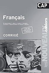 Les Nouveaux Cahiers Français CAP Corrigé