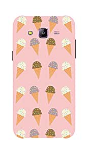 BlueAdda Back Cover for Samsung Galaxy ON7