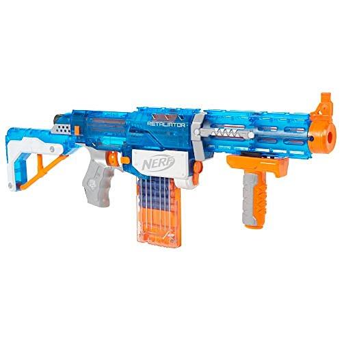 Preisvergleich Produktbild Nerf N-Strike Elite Retaliator Sonic Ice Series Blaster