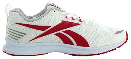 Reebok Bd5478, Sneakers trail-running femme Blanc Cassé (Bianco White/pink Craze/skull Grey)