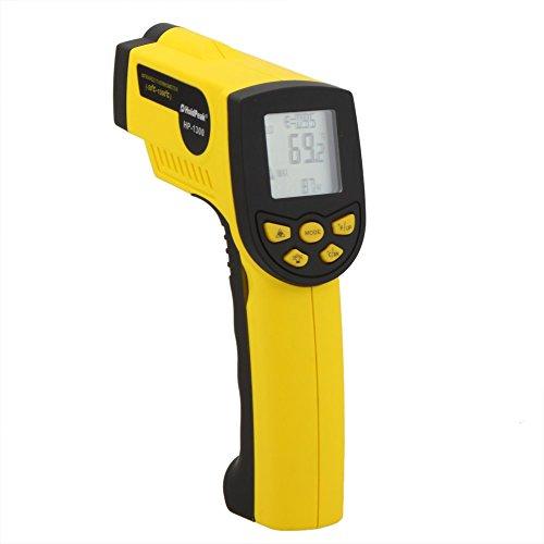 KKmoon HP-130016: 1a infrarossi IR senza contatto Termometro Laser temperatura pistola Sensore Metro Range -50~ 1300℃