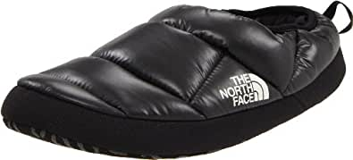 The North Face Nupste Tent III Chaussons Shiny Black/Black ,40.5 - 42.5
