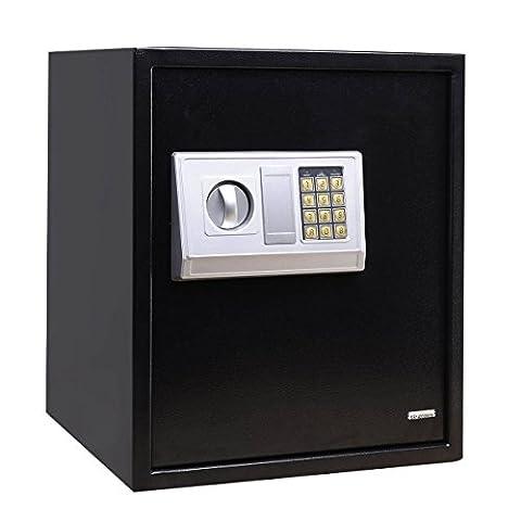 Recycle Digital Steel Safe Elektronische Sicherheit Home Office Geld Cash Sicherheit Snackverpackung Keep Ihr Geld und Stuff