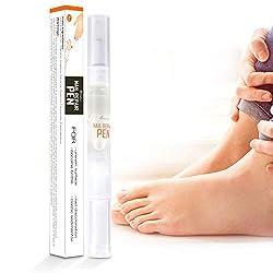 MayBeau Nagelpflege Stift Pflegeöl bei Nagelpilz Nail Treatment Pflegeöl zur Nagelhygiene Nagel Behandlung Nagelpflege für Gesunde Fuß und Hand,3ml