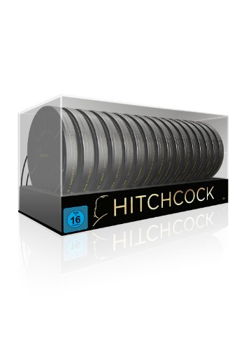 Hitchcock Collection [Blu-ray] [Limited Edition]