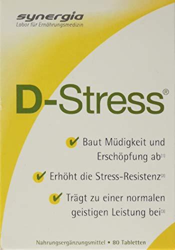 D-Stress ➠ Hochassimiliertes Magnesium, Taurin, Arginin und die Vitamine B (B6, B5, B3 und B2) ➠ Herkunft Frankreich -