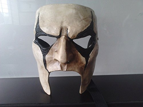 DELUXE JIM ROOT FIBREGLASS COSPLAY MASK !