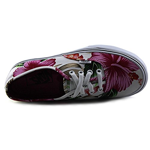 Vans AUTHENTIC, Unisex-Erwachsene Sneakers Weiß (Hawaiian Floral)
