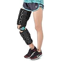 SohleGummi Knieorthese (Universal) – Oberschenkel-zu-Knöchel Bein Stabilisierung - Unterstützt die Wiederherstellung... preisvergleich bei billige-tabletten.eu
