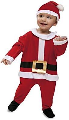 My Other Me - Disfraz Papa Noel para niño, 7-12 meses (Viving Costumes 200417)