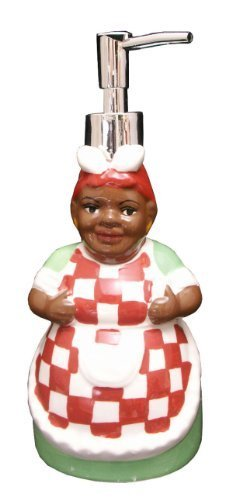 aunt-jemima-kitchen-soap-dispenser-lotion-jar-by-ack