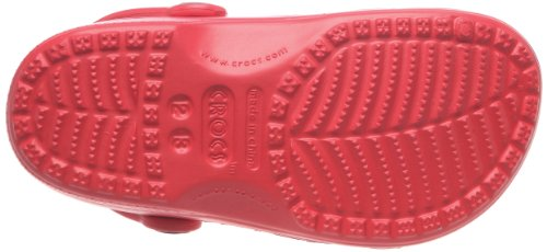 Crocs Classic le First, Sabot Unisex – Bambini rosso (Rot (Rouge))