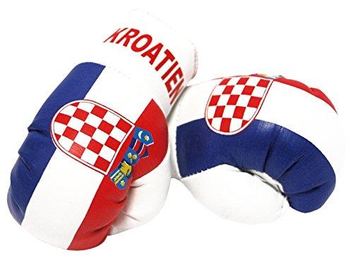 Doktor Hardstuff Mini Boxhandschuhe - Kroatien