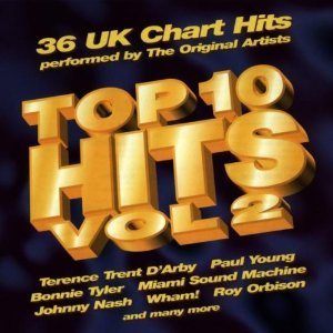 Big in the UK (Compilation CD, 36 Tracks, Various incl. Justin Hayward Forever Autumn) The Emotions - Best Of My Love / Dee C. Lee - See The Day / The Goombay Dance Band - Seven Tears / Wham! - Freedom / Johnny Nash - Tears On My Pillow u.a.