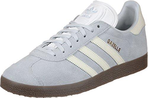 adidas Damen Gazelle Sneakers Blau (Blue Tint S18/ftwr White/gum5)