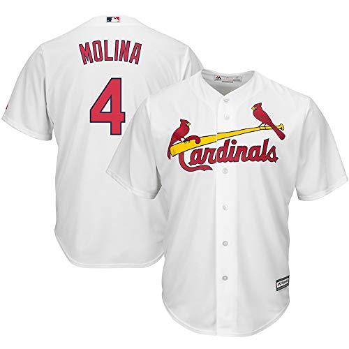 Rücken Name & Nummer Baseball Jersey, Herren & Damen & Jugend MLB Base Player Placket Jersey