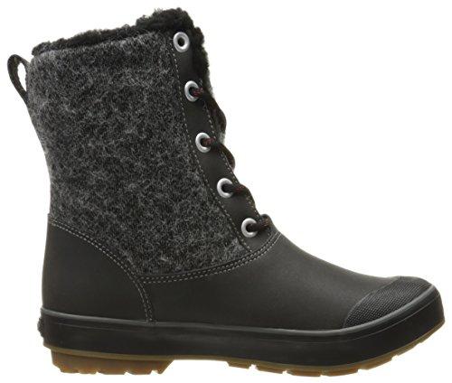 Keen Elsa Boot WP, Scarpe da Arrampicata Alta Donna Black Wool