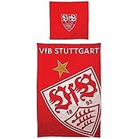 VfB Stuttgart Glow Bettwäsche