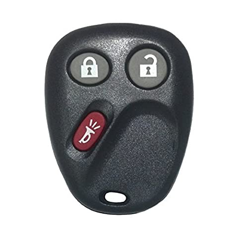 USARemote 3 Button Replacement Keyless Entry Remote Control for GM Vehicles LHJ011 by USARemote