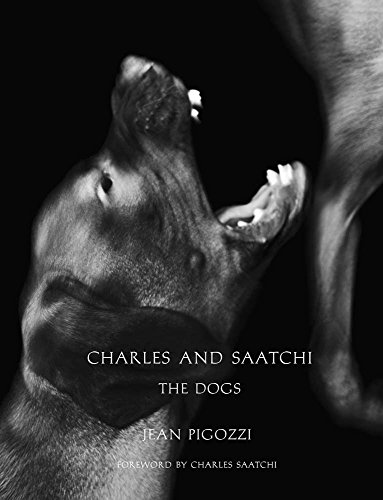 Charles and Saatchi : The dogs par Jean Pigozzi