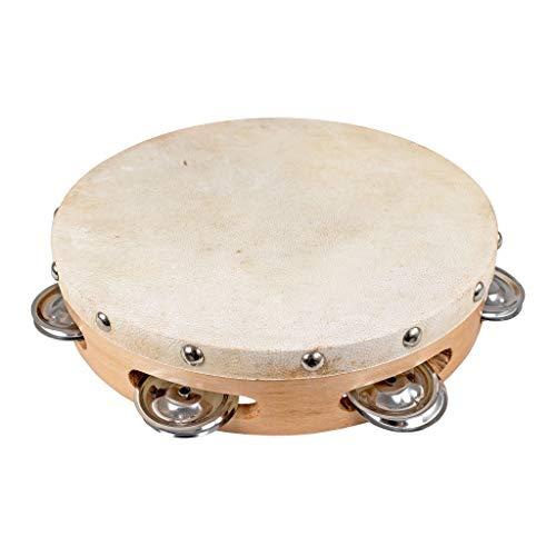 Percussion Plus Tamburin 8 Zoll/20,32 cm