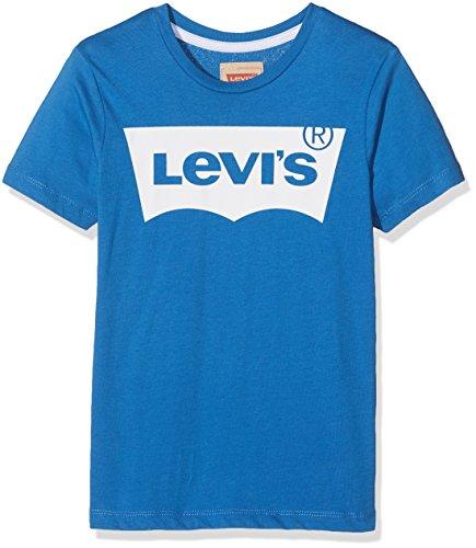 Levi's Nos N91004H T-Shirt per bambini e ragazzi, colore rosso (red), taglia 8