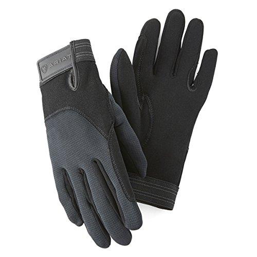 ARIAT TEK Grip insulated Handschuhe, 9, schwarz (Handschuhe Tek Grip)