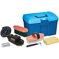 Kerbl 321775 Putzbox mit herausnehmbarem Einsatz, befüllt