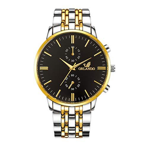 Waselia Uhren GüNstig Online Moderne Armbanduhren FüR Damen Markenuhren GüNstig Online Kaufen/Designer Uhren/MäNner Armbanduhren 2019 Luxus Herren Quarz Uhren Herren Business MäNnliche Uhr Herrenuhr