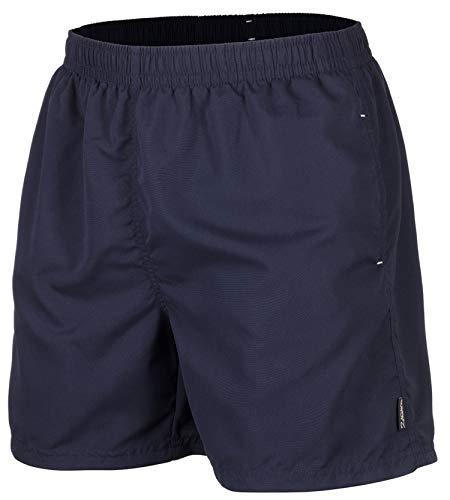 Zagano Adam Lipski Herren Badeshort, 5013.F darkblue, Gr. L/Badehose/Badeshorts/Beach-Shorts/Bermuda-Shorts/Freizeit-Hose