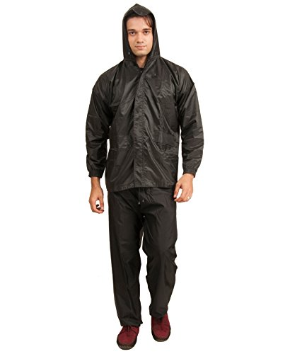 Newera Salacious raincoats for men(Salacious-blk)