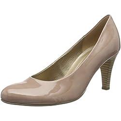 Gabor Shoes Damen Pumps Pumps Fashion-65.21, Pink (antikrosa 70), Gr. 39 (UK 6)