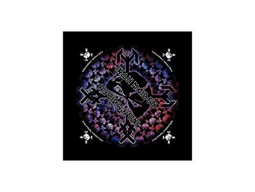 Iron Maiden - Final Frontier - Bandana Iron Maiden testa panno
