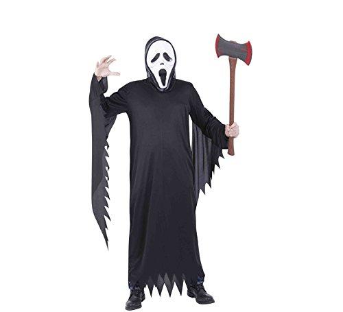 Haunted House Scream Inf Kostüm, Mehrfarbig (S8907-L) (Kostüm Scream Kinder)