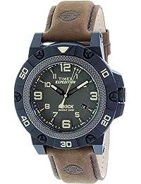4791783f534e Timex Expedition Shock TW4B01200 - Reloj de Cuarzo para Hombres