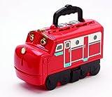 Chuggington Die Cast LC54301 - 3D Wilson maletín con ruedas con capacidad para 17 vehículos