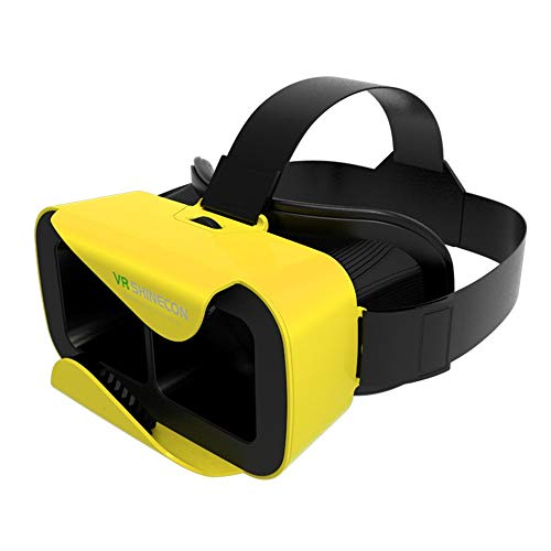 ILYO Tragbare 3D-Virtual-Reality-Brille, 90 ° FOV-Adapter 4,7-6,0 Zoll Apple Andrews Huawei...