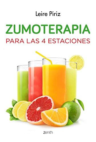Zumoterapia para las cuatro estaciones por Leire Piriz