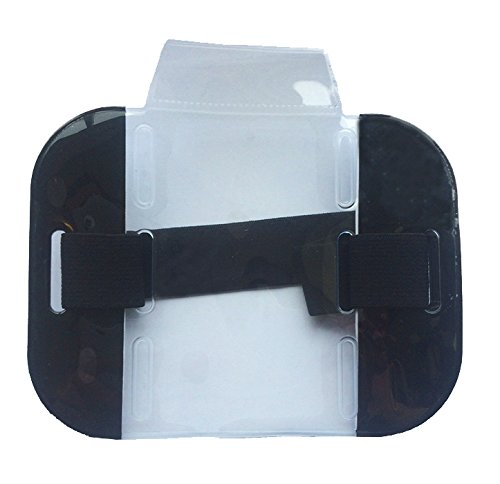 kestronicsr-id-security-arm-band-badge-holder-black-free-shipping