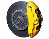 Foliatec 2161 Bremssattel Lack Set, speed yellow