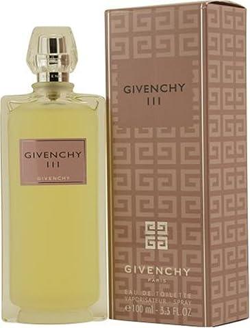 III by Givenchy Eau de Toilette Spray 100ml