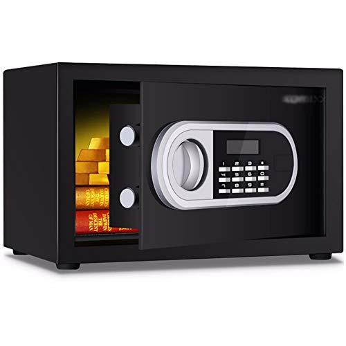 Caja Fuerte de Seguridad Cerradura de Teclado Electrónica Sólida, Oficina de Hotel...