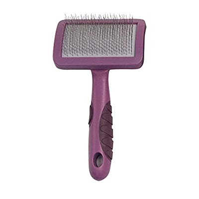 Soft Protection Salon Grooming Slicker Brush
