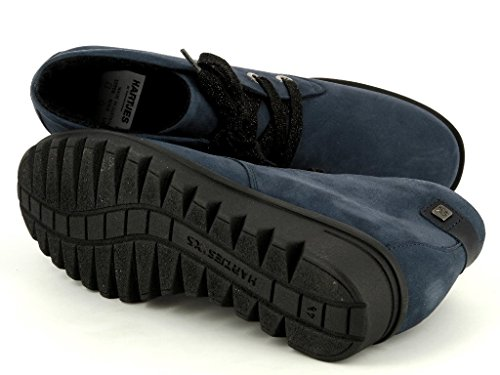 Hartjes XS Sharky Boot 70172-48/48 Damen Boots & Stiefeletten in Weite H stahlblau-stahlblau