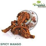Vrunda's Tikhi Kairi, Masala Kairi , chatpati Kairi ,Dry Pickle (Spicy Mango) 200 GM