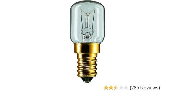 Amica Kühlschrank Glühbirne Wechseln : Philips backofenlampe t25 300° e14 25w: amazon.de: beleuchtung