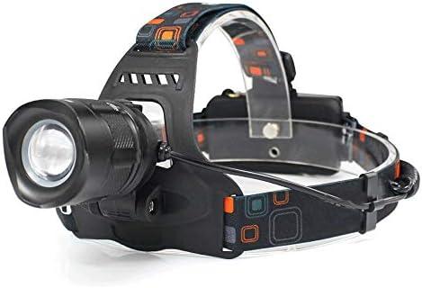 SpLYJ Fari ad Alto Lumen Lumen Lumen di modalità USB5 Fari di Campeggio Impermeabili Escursionismo Pesca Lettura Fari a LED | A Primo Posto Tra Prodotti Simili  | Intelligente e pratico  05bc8f