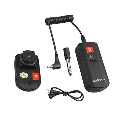 Baoblaze Wireless Flash Trigger Empfänger Set DC-04 4 Kanal Für Canon Nikon Strobe Flash-dc Strobe